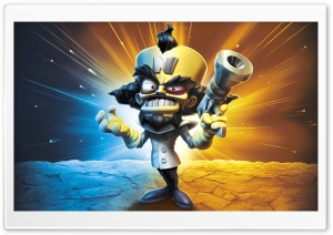 Skylanders Imaginators Dr. Neo Cortex HD Wide Wallpaper for Widescreen