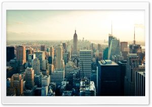 Skyline Buildings HD Wide Wallpaper for Widescreen