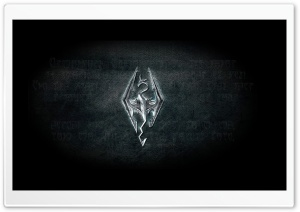 Skyrim Dragonborn HD Wide Wallpaper for Widescreen
