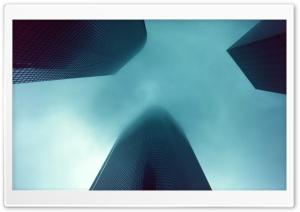 Skyscrapers HD Wide Wallpaper for 4K UHD Widescreen desktop & smartphone