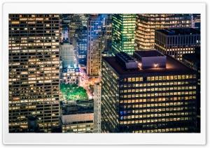 Skyscrapers of New York City Ultra HD Wallpaper for 4K UHD Widescreen desktop, tablet & smartphone