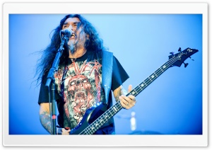 Slayer In Concert HD Wide Wallpaper for Widescreen