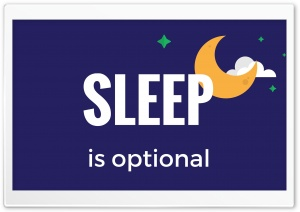 Sleep HD Wide Wallpaper for Widescreen