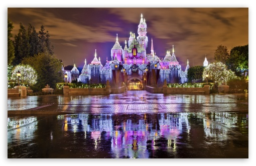 Sleeping Beauty Castle Christmas at Disneyland HD wallpaper for Wide 16:10 5:3 Widescreen WHXGA WQXGA WUXGA WXGA WGA ; HD 16:9 High Definition WQHD QWXGA 1080p 900p 720p QHD nHD ; Standard 4:3 5:4 3:2 Fullscreen UXGA XGA SVGA QSXGA SXGA DVGA HVGA HQVGA devices ( Apple PowerBook G4 iPhone 4 3G 3GS iPod Touch ) ; Tablet 1:1 ; iPad 1/2/Mini ; Mobile 4:3 5:3 3:2 16:9 5:4 - UXGA XGA SVGA WGA DVGA HVGA HQVGA devices ( Apple PowerBook G4 iPhone 4 3G 3GS iPod Touch ) WQHD QWXGA 1080p 900p 720p QHD nHD QSXGA SXGA ;