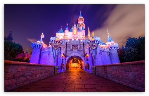 Sleeping Beauty Castle, Disneyland HD wallpaper for Wide 16:10 5:3 Widescreen WHXGA WQXGA WUXGA WXGA WGA ; HD 16:9 High Definition WQHD QWXGA 1080p 900p 720p QHD nHD ; Standard 4:3 5:4 Fullscreen UXGA XGA SVGA QSXGA SXGA ; MS 3:2 DVGA HVGA HQVGA devices ( Apple PowerBook G4 iPhone 4 3G 3GS iPod Touch ) ; Mobile VGA WVGA iPhone iPad PSP Phone - VGA QVGA Smartphone ( PocketPC GPS iPod Zune BlackBerry HTC Samsung LG Nokia Eten Asus ) WVGA WQVGA Smartphone ( HTC Samsung Sony Ericsson LG Vertu MIO ) HVGA Smartphone ( Apple iPhone iPod BlackBerry HTC Samsung Nokia ) Sony PSP Zune HD Zen ; Tablet 1&2 Android ;
