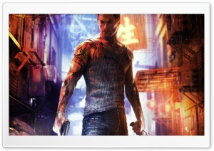 Sleeping Dogs (2012 Video Game) HD Wide Wallpaper for Widescreen