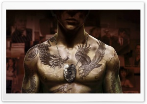 Sleeping Dogs Game (2012) HD Wide Wallpaper for Widescreen