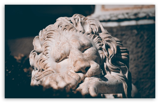 Sleeping Lion Sculpture HD wallpaper for Wide 16:10 5:3 Widescreen WHXGA WQXGA WUXGA WXGA WGA ; HD 16:9 High Definition WQHD QWXGA 1080p 900p 720p QHD nHD ; Standard 4:3 5:4 3:2 Fullscreen UXGA XGA SVGA QSXGA SXGA DVGA HVGA HQVGA devices ( Apple PowerBook G4 iPhone 4 3G 3GS iPod Touch ) ; Tablet 1:1 ; iPad 1/2/Mini ; Mobile 4:3 5:3 3:2 16:9 5:4 - UXGA XGA SVGA WGA DVGA HVGA HQVGA devices ( Apple PowerBook G4 iPhone 4 3G 3GS iPod Touch ) WQHD QWXGA 1080p 900p 720p QHD nHD QSXGA SXGA ;