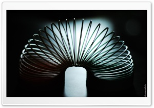 Slinky HD Wide Wallpaper for Widescreen