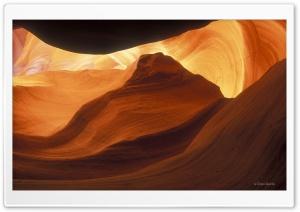 Slot Canyon Ultra HD Wallpaper for 4K UHD Widescreen desktop, tablet & smartphone