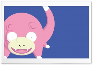 Slowpoke (Pokemon) HD Wide Wallpaper for Widescreen