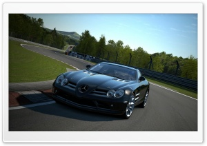 SLR GT5 HD Wide Wallpaper for Widescreen