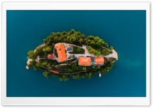 Small Island Ultra HD Wallpaper for 4K UHD Widescreen desktop, tablet & smartphone