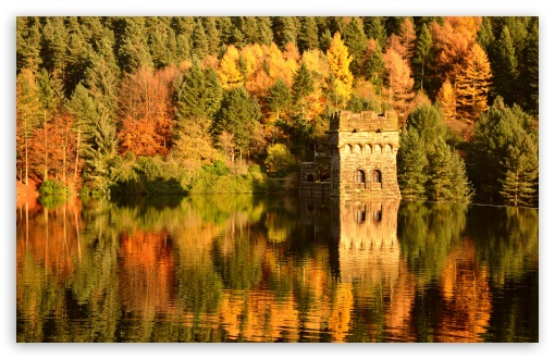 Small Lake Fortress, Autumn HD wallpaper for Wide 16:10 5:3 Widescreen WHXGA WQXGA WUXGA WXGA WGA ; HD 16:9 High Definition WQHD QWXGA 1080p 900p 720p QHD nHD ; UHD 16:9 WQHD QWXGA 1080p 900p 720p QHD nHD ; Standard 4:3 5:4 3:2 Fullscreen UXGA XGA SVGA QSXGA SXGA DVGA HVGA HQVGA devices ( Apple PowerBook G4 iPhone 4 3G 3GS iPod Touch ) ; Tablet 1:1 ; iPad 1/2/Mini ; Mobile 4:3 5:3 3:2 16:9 5:4 - UXGA XGA SVGA WGA DVGA HVGA HQVGA devices ( Apple PowerBook G4 iPhone 4 3G 3GS iPod Touch ) WQHD QWXGA 1080p 900p 720p QHD nHD QSXGA SXGA ; Dual 16:10 5:3 16:9 4:3 5:4 WHXGA WQXGA WUXGA WXGA WGA WQHD QWXGA 1080p 900p 720p QHD nHD UXGA XGA SVGA QSXGA SXGA ;