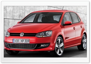 Small Volkswagen HD Wide Wallpaper for Widescreen