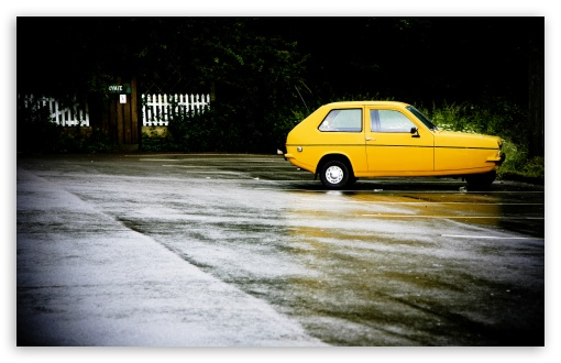 Small Yellow Car HD wallpaper for Wide 16:10 5:3 Widescreen WHXGA WQXGA WUXGA WXGA WGA ; HD 16:9 High Definition WQHD QWXGA 1080p 900p 720p QHD nHD ; Standard 4:3 5:4 3:2 Fullscreen UXGA XGA SVGA QSXGA SXGA DVGA HVGA HQVGA devices ( Apple PowerBook G4 iPhone 4 3G 3GS iPod Touch ) ; iPad 1/2/Mini ; Mobile 4:3 5:3 3:2 16:9 5:4 - UXGA XGA SVGA WGA DVGA HVGA HQVGA devices ( Apple PowerBook G4 iPhone 4 3G 3GS iPod Touch ) WQHD QWXGA 1080p 900p 720p QHD nHD QSXGA SXGA ; Dual 4:3 5:4 UXGA XGA SVGA QSXGA SXGA ;