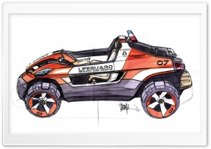 Smart Rescue Sketch 1 Ultra HD Wallpaper for 4K UHD Widescreen desktop, tablet & smartphone