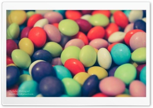 Smarties HD Wide Wallpaper for Widescreen