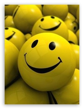 Smile HD wallpaper for Mobile 4:3 - UXGA XGA SVGA ;