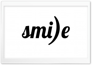 smile Ultra HD Wallpaper for 4K UHD Widescreen desktop, tablet & smartphone