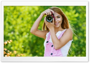 Smile To The Camera HD Wide Wallpaper for Widescreen