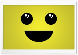 Smiley Face Background HD Wide Wallpaper for Widescreen