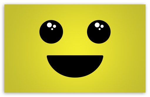 Smiley Face Background HD desktop wallpaper : High Definition