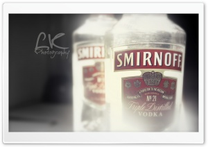 Smirnoff Vodka HD Wide Wallpaper for Widescreen