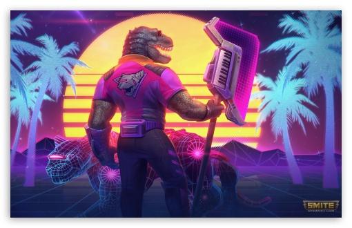 Download Smite Battleground of the Gods Game UltraHD Wallpaper