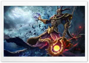 Smite Video Game HD Wide Wallpaper for Widescreen