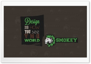 Smokey HD Wide Wallpaper for Widescreen