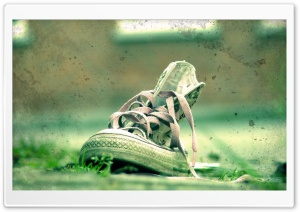 Sneaker HD Wide Wallpaper for Widescreen