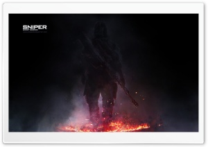 Sniper - Ghost Warrior HD Wide Wallpaper for 4K UHD Widescreen desktop & smartphone