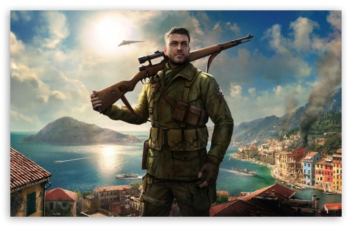 Sniper Elite 4 Game 4k ❤ 4K UHD Wallpaper for Wide 16:10 5:3 Widescreen WHXGA WQXGA WUXGA WXGA WGA ; 4K UHD 16:9 Ultra High Definition 2160p 1440p 1080p 900p 720p ; UHD 16:9 2160p 1440p 1080p 900p 720p ; Standard 4:3 5:4 3:2 Fullscreen UXGA XGA SVGA QSXGA SXGA DVGA HVGA HQVGA ( Apple PowerBook G4 iPhone 4 3G 3GS iPod Touch ) ; Smartphone 5:3 WGA ; Tablet 1:1 ; iPad 1/2/Mini ; Mobile 4:3 5:3 3:2 16:9 5:4 - UXGA XGA SVGA WGA DVGA HVGA HQVGA ( Apple PowerBook G4 iPhone 4 3G 3GS iPod Touch ) 2160p 1440p 1080p 900p 720p QSXGA SXGA ;