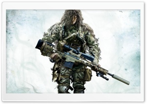 Sniper Ghost Warrior 2 Video Game HD Wide Wallpaper for Widescreen
