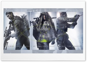Sniper Ghost Warrior 3 HD Wide Wallpaper for Widescreen