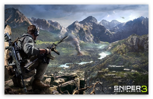 Sniper ghost warrior 3 4k hd desktop wallpaper for 4k ultra hd download sniper ghost warrior 3 hd wallpaper voltagebd Choice Image