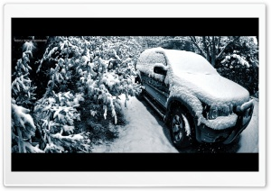 Snow_Car 2033 Unleashed HD Wide Wallpaper for Widescreen
