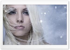Snow Falling HD Wide Wallpaper for 4K UHD Widescreen desktop & smartphone