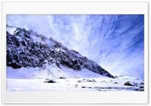 Snow Landscape Ultra HD Wallpaper for 4K UHD Widescreen desktop, tablet & smartphone