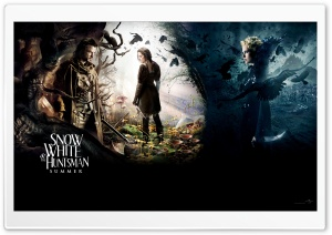 Snow White & the Huntsman HD Wide Wallpaper for Widescreen