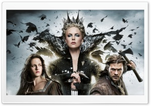 Snow White & the Huntsman HD Wide Wallpaper for 4K UHD Widescreen desktop & smartphone