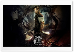 Snow White And The HuntsMan (2012) HD Wide Wallpaper for Widescreen