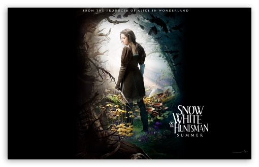 Snow White And The HuntsMan (2012) Fantasy Movie HD wallpaper for Wide 16:10 5:3 Widescreen WHXGA WQXGA WUXGA WXGA WGA ; Standard 4:3 5:4 3:2 Fullscreen UXGA XGA SVGA QSXGA SXGA DVGA HVGA HQVGA devices ( Apple PowerBook G4 iPhone 4 3G 3GS iPod Touch ) ; iPad 1/2/Mini ; Mobile 4:3 5:3 3:2 16:9 5:4 - UXGA XGA SVGA WGA DVGA HVGA HQVGA devices ( Apple PowerBook G4 iPhone 4 3G 3GS iPod Touch ) WQHD QWXGA 1080p 900p 720p QHD nHD QSXGA SXGA ;