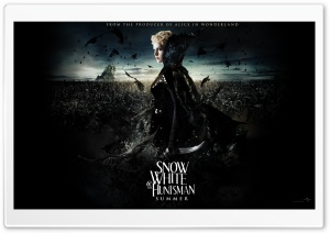 Snow White And The HuntsMan Movie HD Wide Wallpaper for 4K UHD Widescreen desktop & smartphone
