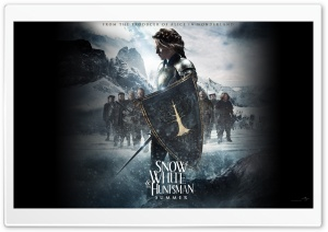 Snow White And The HuntsMan Movie HD Wide Wallpaper for Widescreen