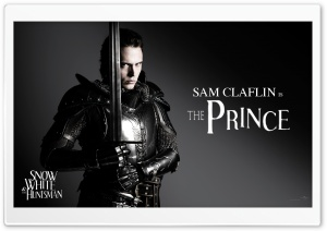 Snow White And The HuntsMan, Sam Claflin as Prince William HD Wide Wallpaper for Widescreen