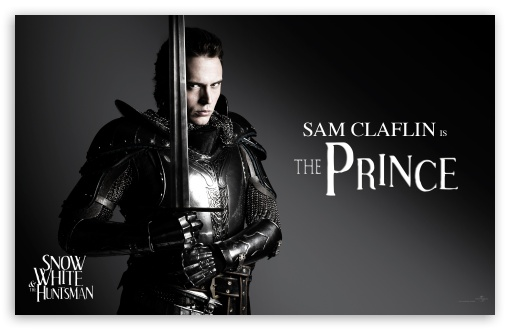 Snow White And The HuntsMan, Sam Claflin as Prince William ❤ 4K UHD Wallpaper for Wide 16:10 5:3 Widescreen WHXGA WQXGA WUXGA WXGA WGA ; 4K UHD 16:9 Ultra High Definition 2160p 1440p 1080p 900p 720p ; Mobile 5:3 16:9 - WGA 2160p 1440p 1080p 900p 720p ;