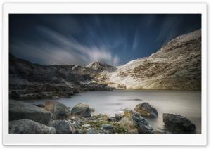 Snowdon Mountain Lake Ultra HD Wallpaper for 4K UHD Widescreen desktop, tablet & smartphone