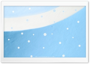 Snowflakes HD Wide Wallpaper for Widescreen